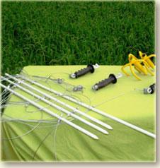 ערכת שער לגדר חשמלית