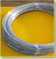 חוט ברזל מגולוון גמיש