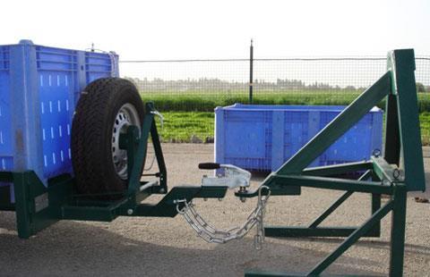 שימוש במכונות תעשייתיות בחקלאות