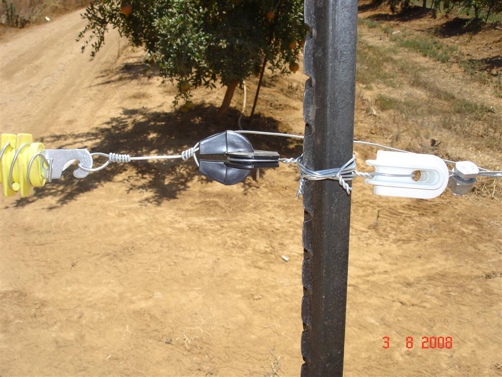 גדר חשמלית - טיפים שימושיים