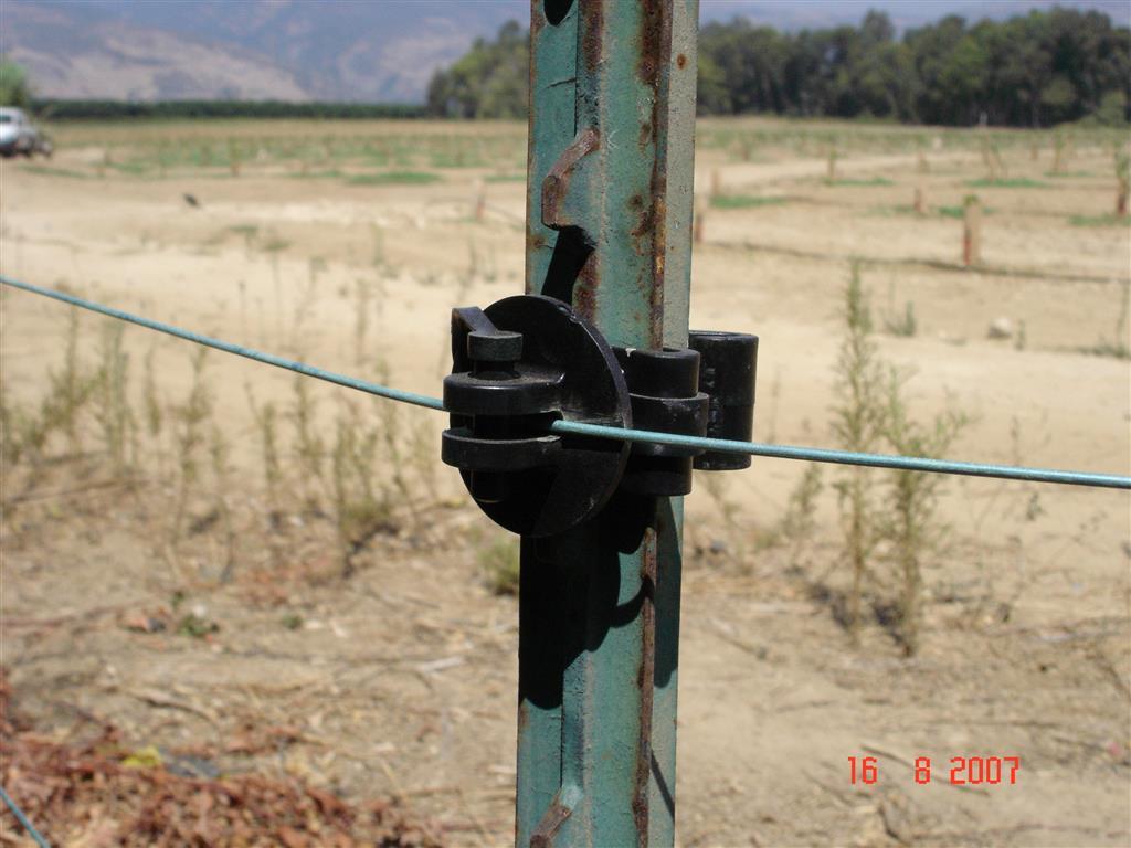 סוגים שונים של גדר חשמלית